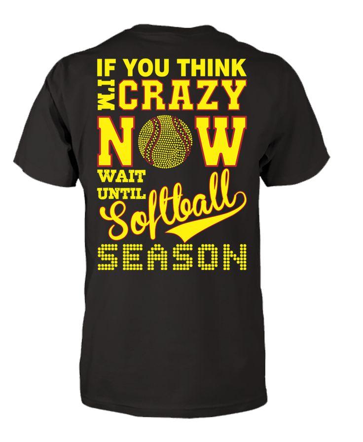 Softball Mom - Wait Until Softball Season-VSN-0748