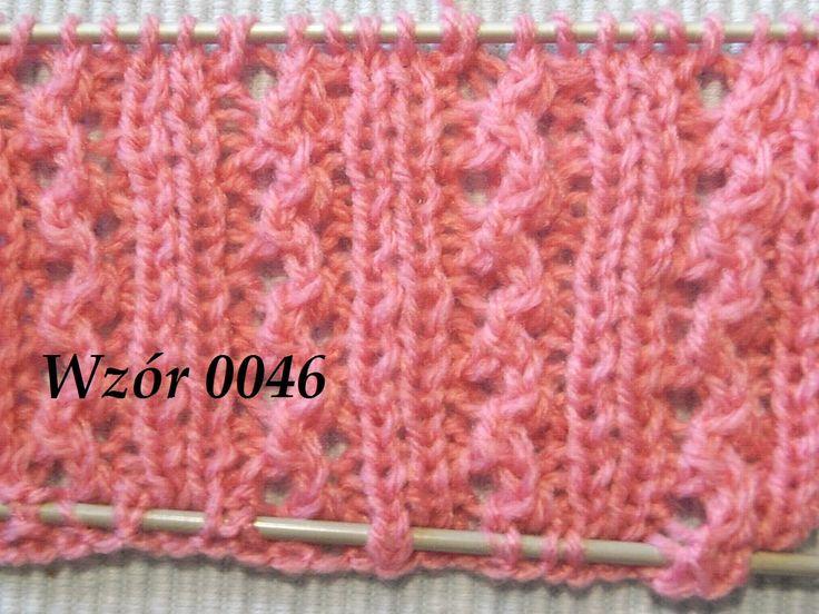 11 best crochet stiches images on pinterest crochet patterns wzr 0046robtki na drutach dzierganie dla pocztkujcych tutorial fandeluxe Images