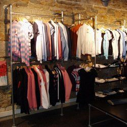 Heavy Duty Clothing Racks - Clothing Racks - Kits - Simplified Building