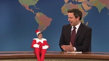 Watch Saturday Night Live: Dress Rehearsal Weekend Update: Elf On the Shelf online | Free | Hulu