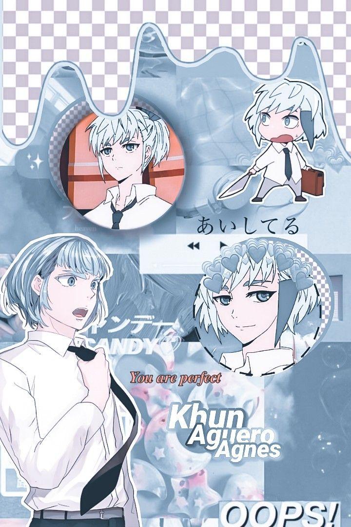 Khun Aguero Agnes Wallpaper Gambar Anime Gambar