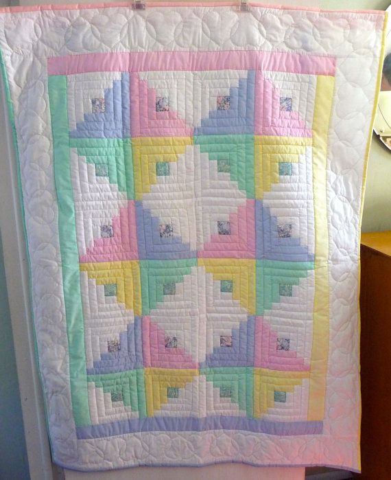 1000+ images about A) Quilts - Baby on Pinterest