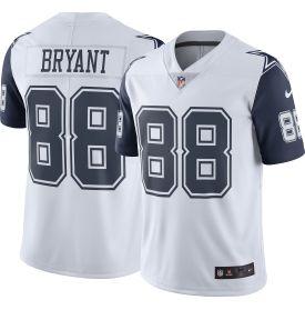 Men's Color Rush 2016 Limited Jersey Dallas Cowboys Dez Bryant #88