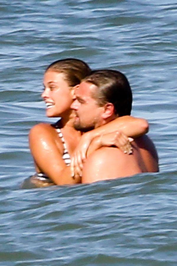 ¿Enamorado? Leonardo DiCaprio se muestra de lo más cariñoso con su nueva novia