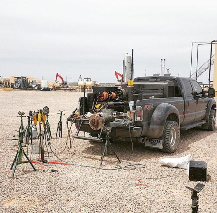 Navajo rig welder