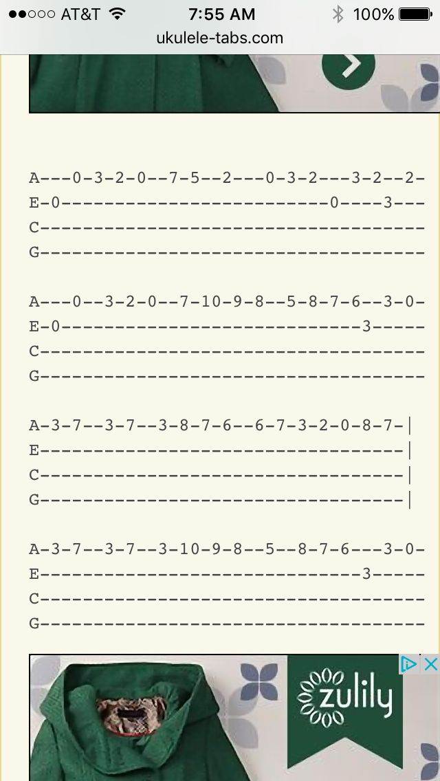 Hedwig's Theme ukulele – Sophia