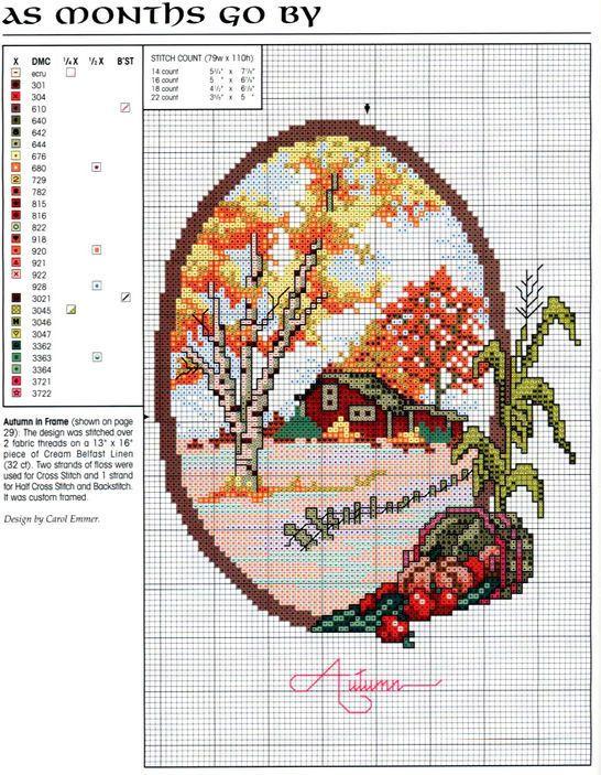 Autumn Chart