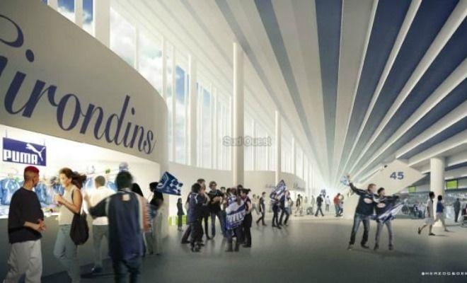 La commission de contrôle des clubs professionnels s'interroge sur la viabilité économique des nouveaux stades de football