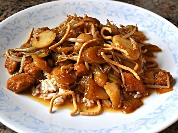 Chop Suey Retro 60s Style Recipe - Food.com