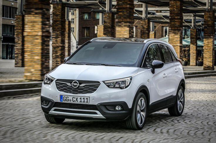 Opel Crossland X Modellbeschreibung inkl. Daten, Bilder und Videos