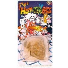 Hot Tea Bags