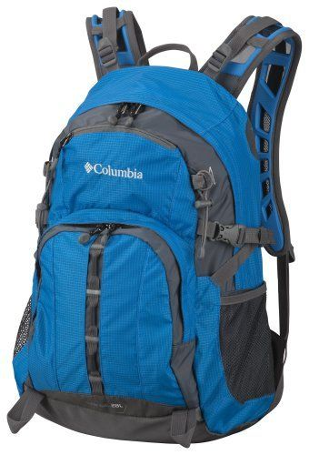 a61f4b2b781 Columbia San Gil 28L Backpack (Compass Blue) by Columbia.  119.99. Techlite  shoulder straps. 3L hydration compatible. St…