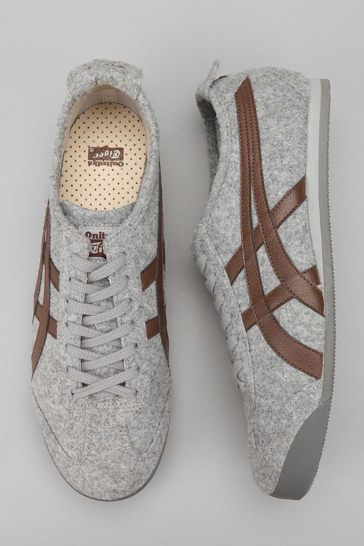 Sonhando com isso... Asics Mexico '66 Felt Sneaker