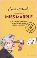 """Una figura femminile fuori dagli schemi, quella proposta da Daniele Bergesio: Miss Marple """"Tra il serio e il faceto, proporrei un grande personaggio femminile considerato minore: Miss Marple. Immensa! """" Sicuramente una donna anticonvenzionale che ai centrini a crochet preferisce l'acuta osservazione della natura umana. E pure un goccio di sherry. #LIBeRiamotuttE - @Libriamo Tutti - http://www.libriamotutti.it/2013/11/liberiamo-tutte-bookmania-speciale-per-2lei/"""