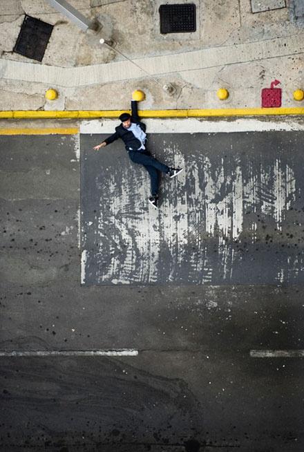 日常の風景で見つける 俯瞰から見た別の世界を映しだしたフォトアート