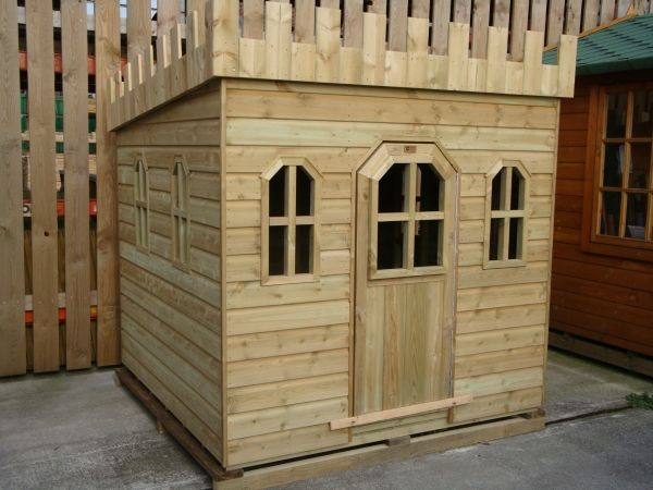 69 Best Treehouses Playhouses Sheds Images On Pinterest