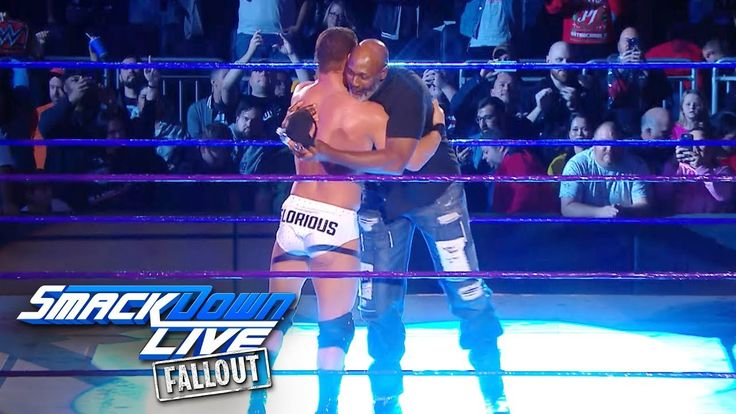 "Basketball legend Karl ""The Mailman"" Malone proves glorious: SmackDown LIVE Fallout, Jan. 2, 2017  