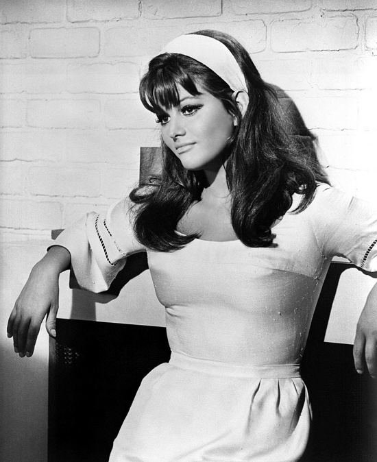 1960s photo of Claudia Cardinale