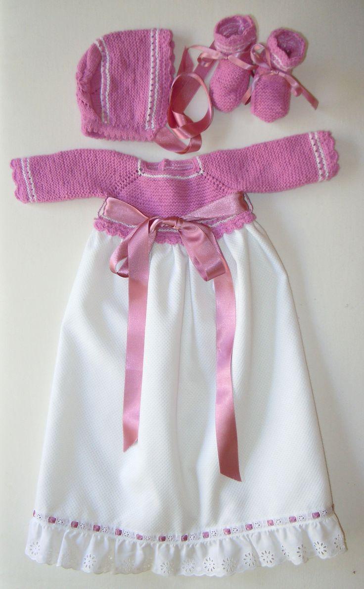Las 25 mejores ideas sobre ropa de beb hecha a mano en - Ropa de bano bebe ...