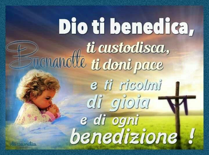 Dio ti benedica