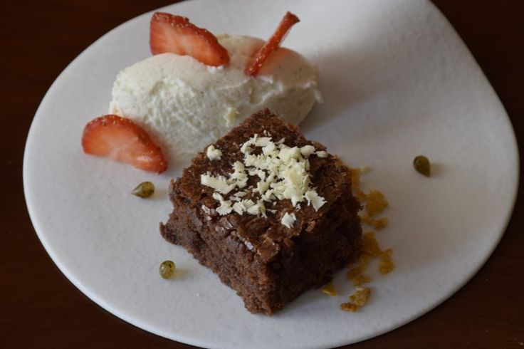 Minimal Brownies by Ouichef !