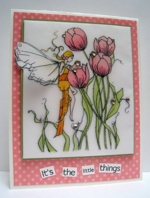A Day for Daisies Presents Kathy's Lily Pad Palette Challenge — Lily Pad Cards