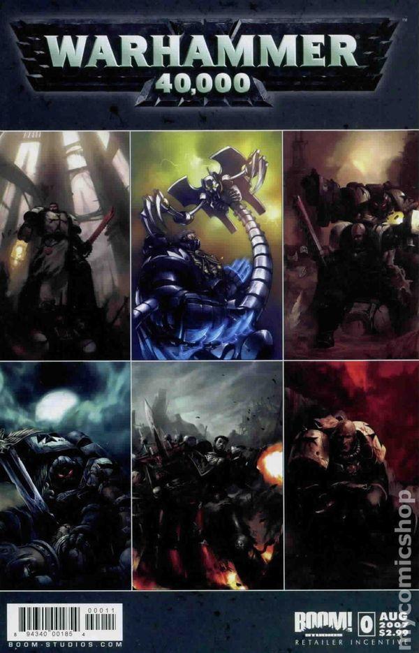 Warhammer 40k (2007 Boom Studios) 0RI