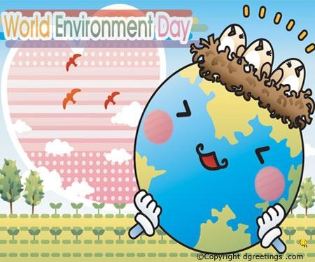 Dgreetings - World Environment Day Card