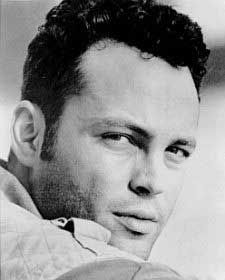 Vince Vaughn. I've got a soft spot for tall, ruggedly handsome funny guys with an edge like Vince.