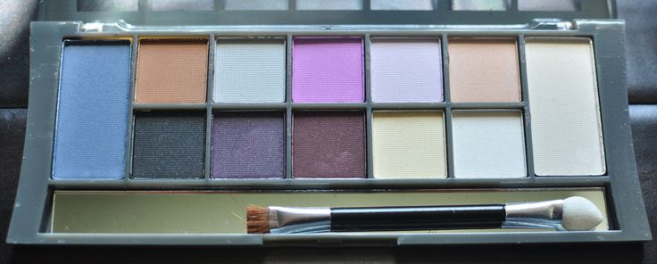 Max Makeup Cherimoya Undressed Palette 03