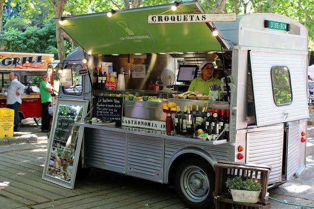Expo Food Trucks, la mejor gastronomía sobre ruedas llega a Nuevos Ministerios hasta el 6 de marzo.