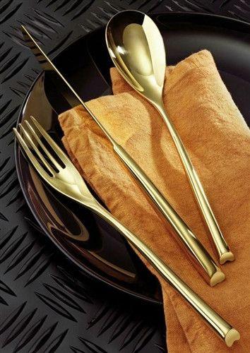 Sambonet H Art Gold Plate