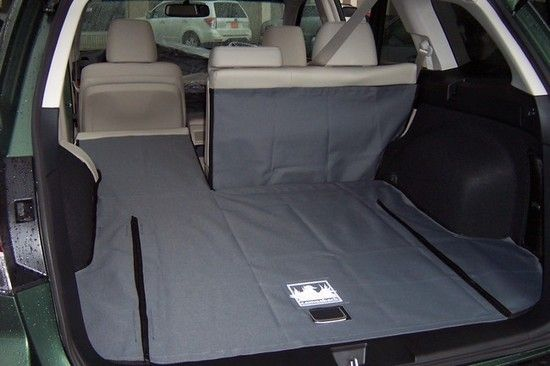 Subaru Outback Cargo Liners<BR>2010-2014, with side pieces, graphite. $189