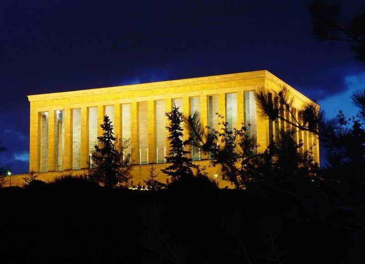 Mausoleo di Ataturk - Ankara