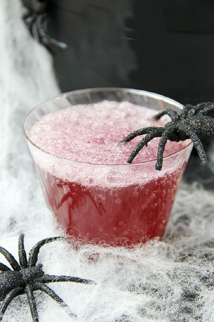 Magic Potion Punch - 18 Boo-tiful DIY Halloween Party Decorations