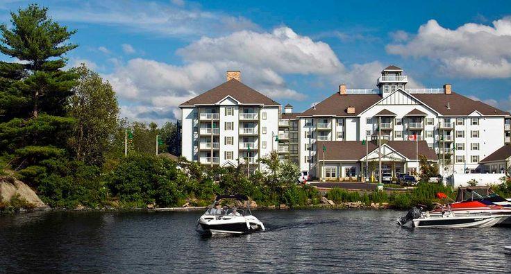 Muskoka Hotels in Gravenhurst Ontario | Residence Inn Muskoka Hotel