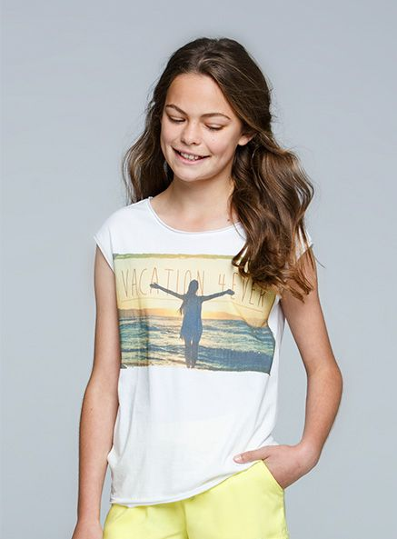 Urban Angel Vacation Forever tee