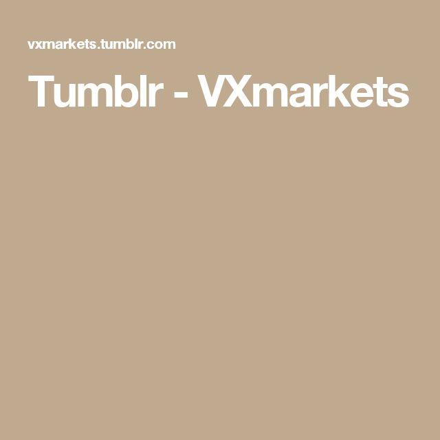 Tumblr - VXmarkets
