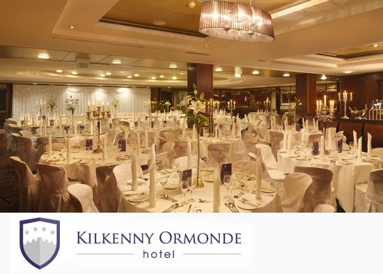 To celebrate their upcoming wedding fair in February the Kilkenny Ormonde, a 4 star wedding hotel in Kilkenny has offered us a fantastic prize exclusively for readers of WeddingDates.ie! Fancy a trip away with your beau?  Win a Midweek Break in the Heart of Kilkenny City - 2 Nights accommodation in one of the Kilkenny Ormonde's Suites, Breakfast on ...