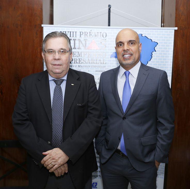Paulo Rogério Lage e Wagner Veloso
