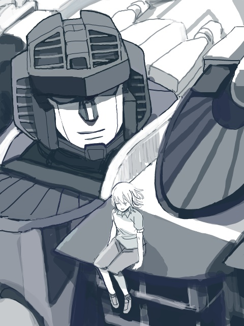 Image detail for -starscream with alexis sketch by ~HanaMiboshi on deviantART