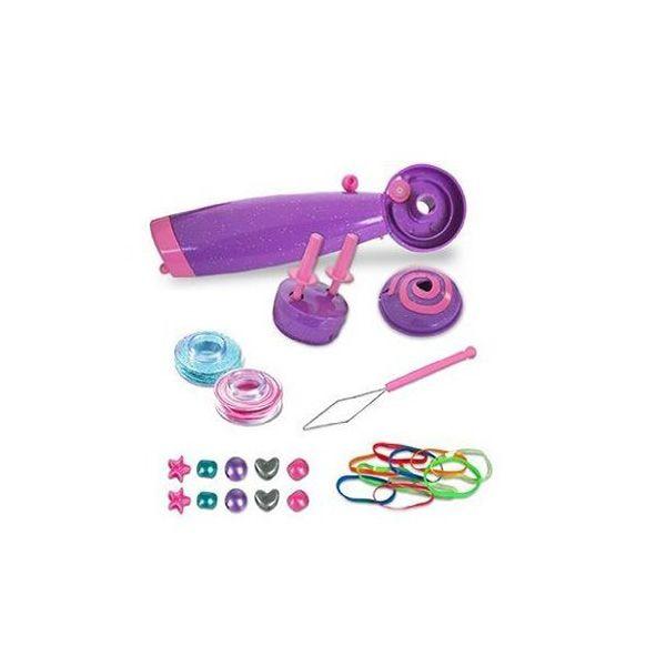 ΠΕΡΙΠΟΙΗΣΗ ΜΑΛΛΙΩΝ->Συσκευή Για Πλεξούδες Και Απίθανα Χτενίσματα - Glam Twirl - www.safe-shop.gr