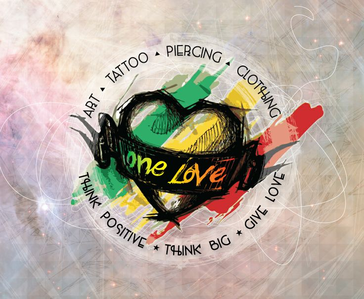 "One Love Tattoo Athens  ""Luv'n'Roll"" Art-tattoo-piercing-clothing"