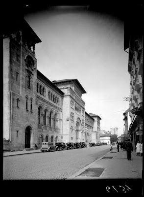urbanismul: Bucurestiul bombardat 1944