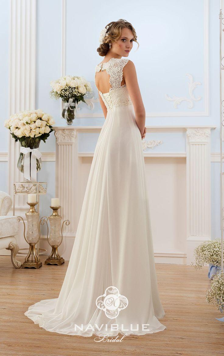 72 best Joyas images on Pinterest | Short wedding gowns, Wedding ...