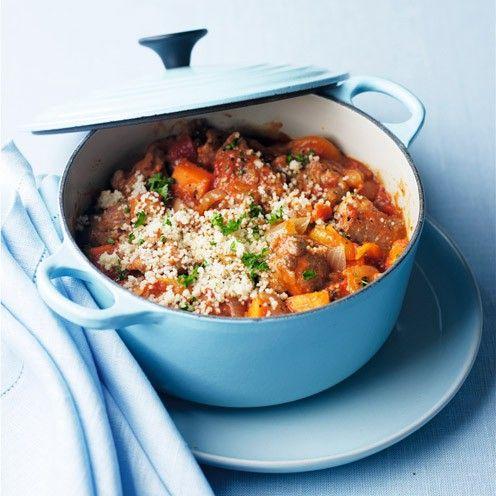 Moroccan lamb stew - Good Housekeeping