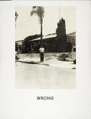 Wrong - John Baldessari