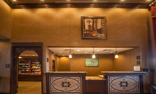 Homewood Suites by Hilton Albuquerque Airport Hotel, NM - Front desk  | NM 87106