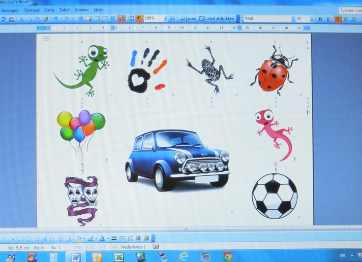 Make Your Design On A Pc Or Scan Drawing And Put In The Tattoo Paper