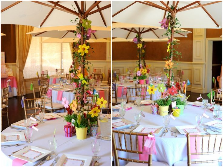 8 Best Table With Umbrellas Images On Pinterest